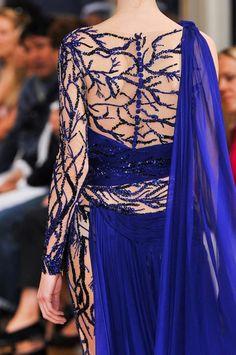 details @ Zuhair Murad Fall 2013 Couture