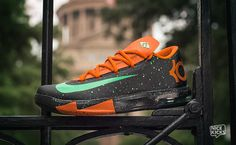 """Nike KD VI """"Texas"""" Detailed Images"""