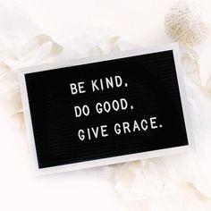 Azar | Nonprofit Checklist: Be Kind. Do Good. Give Grace. | photo via Jenna Kutcher