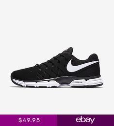 quality design 7cbd6 1946d Nike Lunar Fingertrap TR 898066-001 Black White Mens Training Gym Shoes NEW!
