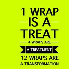 Wraps on deck message me for info ;) get the results you want. Try one for $25 or a box for $59.