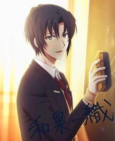 Iori Izumi at Handsome Anime Guys, Hot Anime Guys, Anime Boys, Neko, Anime Dvd, Anime Episodes, Anime Child, Osaka, My Idol