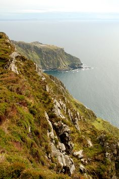 Slieve League Cliffs, County Donegal_ Ireland