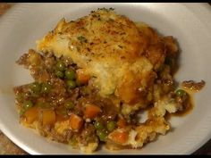 The Best Homemade Shepherd's Pie: Easy Simple Shepherd's Pie Recipe - YouTube