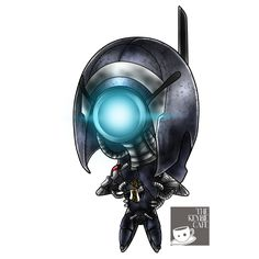 Mass Effect keybies - Legion