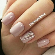 (notitle) The post appeared first on Berable. Nail Manicure, My Nails, Bright Nails, Gel Designs, Trendy Nails, Wedding Nails, Nails Inspiration, Nail Colors, Make Up