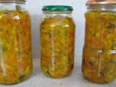 recipes for zucchini | Zucchini Pickles