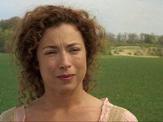 Alex as Moll Flanders