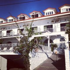 Guesthouse building