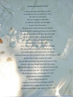 Tear-Jerker Shower Gift :  wedding bridal shower gift ideas napa Dsc0359011 DSC035901