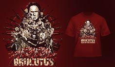 Camiseta Brucutus.