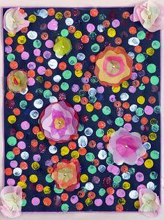 Ma petite maternelle: Marché aux fleurs Floral, Outdoor Decor, Diy, Gardens, School, Check, Inspiration, Crowns, Spring