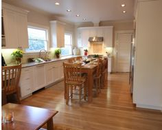 Mobile Home Kitchen Inspirations And Organizing Tips  Kitchen Island With Seating For 4