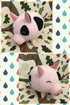 Legend Of Zelda Wind Waker pig plush :) cute!