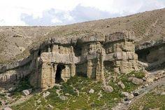 Mendoza. Malague. Castillos de Pincheira