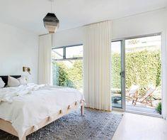 Interiors: Serene Venice Bungalow - Sacramento Street
