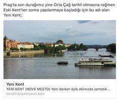 Prag, Yeni Kent gezi rehberi