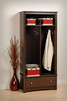 Superb Purchase Console Or Two Instead Of Built In As Option For Walk In Entryway  Closet Reno