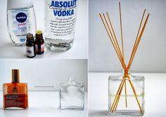 DIY diffuseur d'huiles essentielles