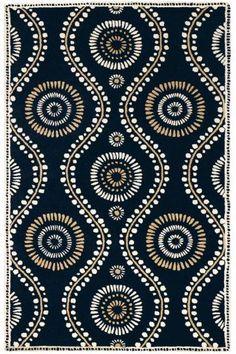 Love this pattern. :) Art underfoot.