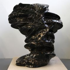 Inspiration: Tony Cragg, Off The Mountain, 2012.