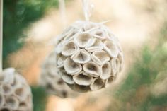 Strawberry Chic: DIY Tuesday: Felt Ornament