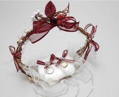 Orignalidad para arras y anillos http://conestasmanitasmanualidades.blogspot.com.es