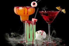 Martini grenade avec globe oculaire