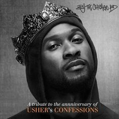 "BJ The Chicago Kid is back with his new EP to commemorate 13 years since the release of Usher's & album. BJ recreates a few of Usher's classics including ""Confessions"", ""Can Yo Rihanna, Beyonce, New R&b Music, Latest Music, Usher Confessions, Kanye West, Drake, Bj The Chicago Kid, Afro"