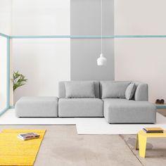 Modulare Sofas für moderne Räume