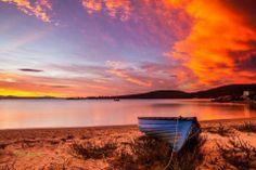 Morning at Dover Beach Tasmania 2014 Photo credit to Sohee Kim .Amazing Tasmania