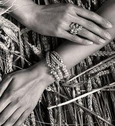 Праздник урожая: коллекция украшений Les Bles de Chanel | Мода | Tatler – журнал о светской жизни