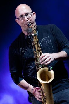 Jeff Coffin is Awesome!