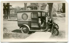 Model T Ford Forum: Help to ID aftermarket delivery body