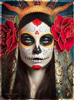 Diego Rivera pintó por primera a la Catrina con ropa