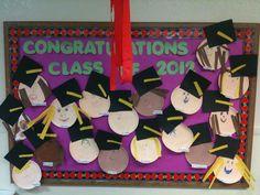 miss. mary's vpk graduation bullentin board