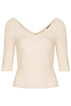 Textured V Neck Top - Party Weekend Outfit - buy essential pieces that work for every occasion