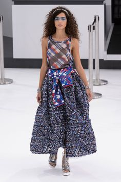 Pin for Later: 11 Spring Trends to Shop Right Now  Chanel Spring 2016