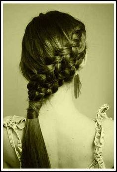 21 Super Gorgeous Braids Hairstyle For Long Hair - You Must Try