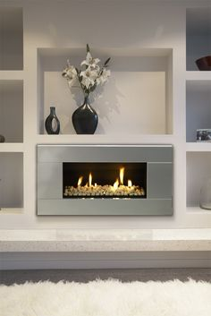 Want a gas fireplace like this? We can help with installation, venting, and service. Hudson Valley Chimney : www.hudsonvalleychimney.com