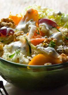 Salada de fim de Verão