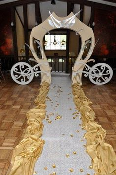Carriage walk-through