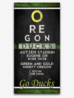 University of Oregon Ducks