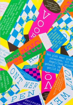 richard niessen - typo/graphic posters