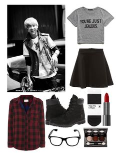 JYP outfit with Bambam (requested by anon) - Admin K