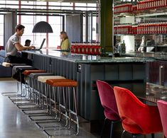 Knoll Unveils New Chicago Showroom at Fulton Market - Design Milk