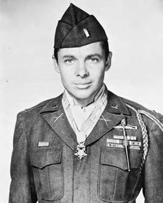 May 28th, 1971 - Audie Murphy, actor (Whispering Smiths), died at 45. Audie Leon Murphy (b. 1925) was one of the most famous and decorated American combat soldiers of World War II. Murphy died in a plane crash in Virginia in 1971, just 23 days before what would have been his 46th birthday.