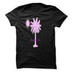 Palmetto Heat Pink Logo with Beaufort,SC T Shirt, Hoodie, Sweatshirt