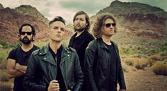 Killers live per la performance di 'Finding out true love is blind' (VIDEO)