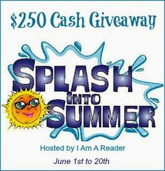 Bella Street's Weird Romance: Splash Into Summer Cash Giveaway!